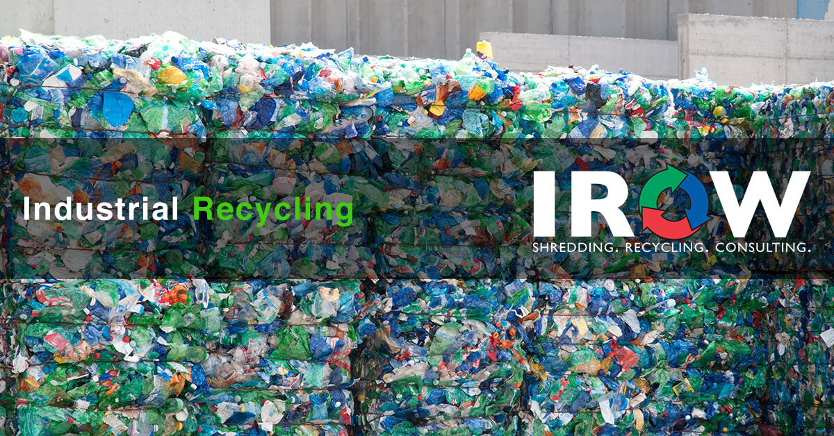 industrial recycling in Mosinee, WI