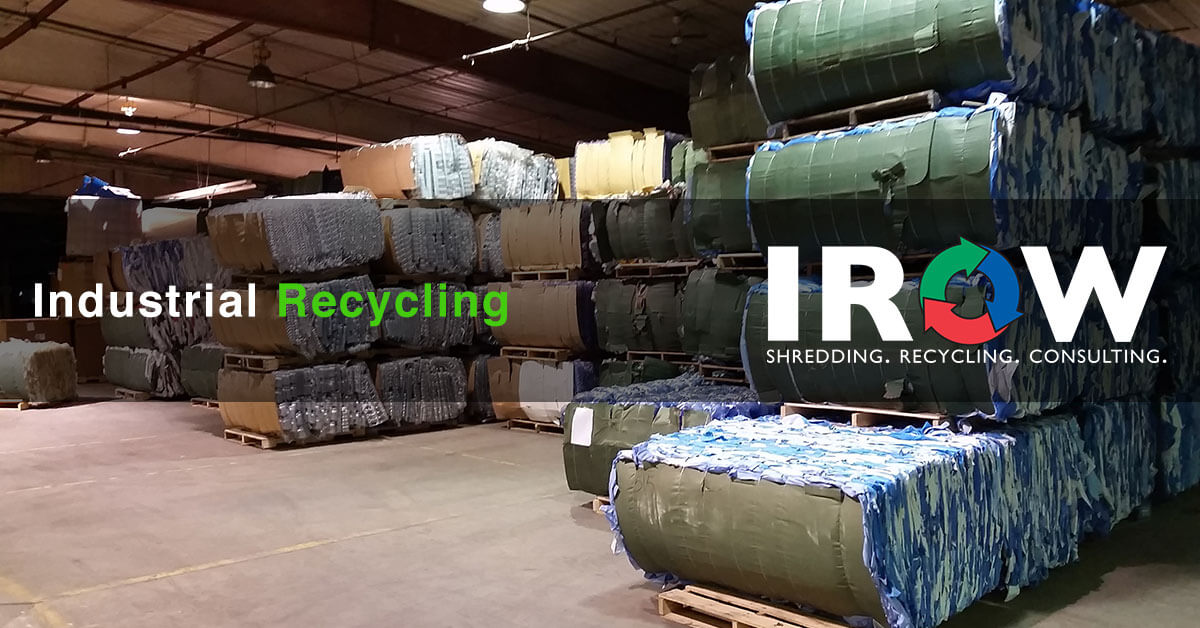 industrial recycling in Abbotsford, WI
