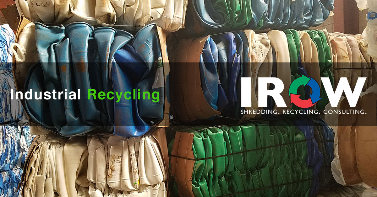 industrial recycling in Stevens Point, WI