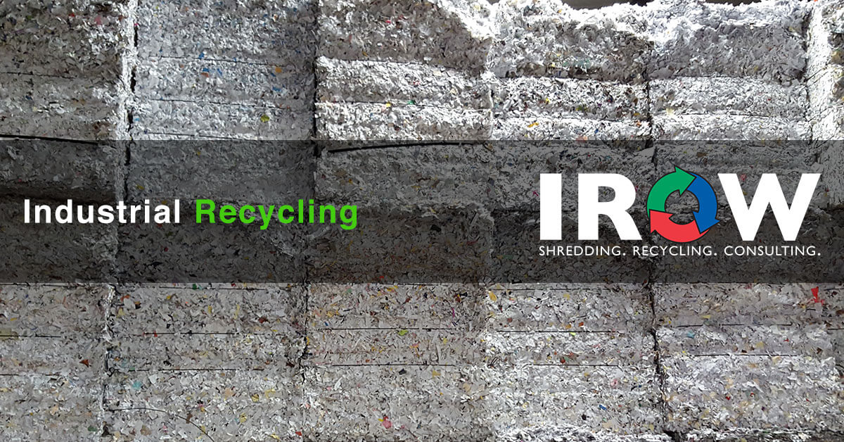 industrial recycling in Rib Mountain, WI