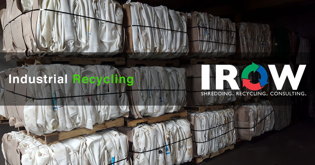 industrial recycling in Rosholt, WI