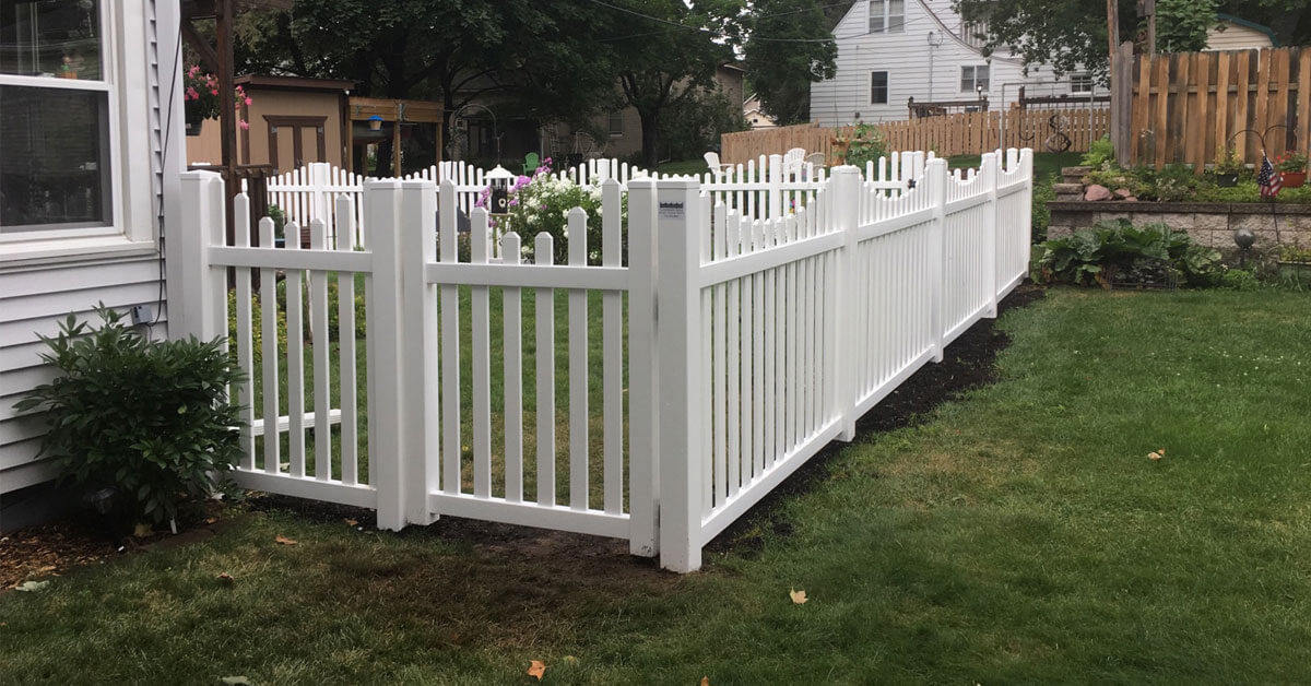 Is it privacy you are looking for? Affordable maintenance free fencing in Antigo, WI