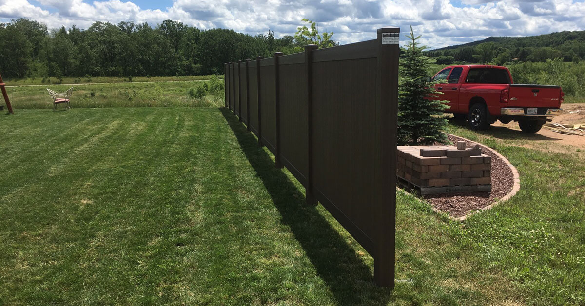 Is it privacy you are looking for? Affordable Wood fencing in Tomahawk, WI