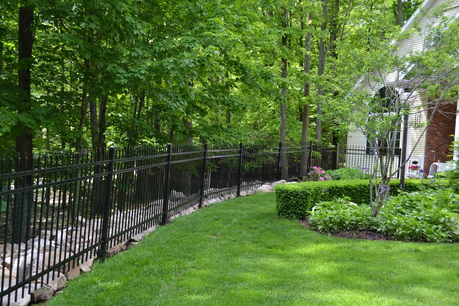 Decorative Custom fencing in Weston, WI