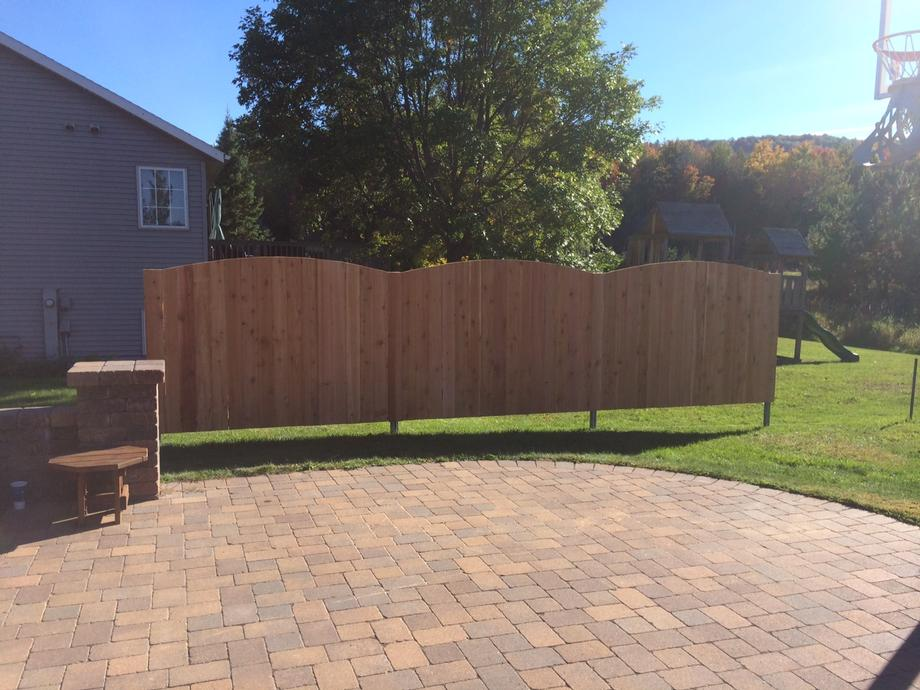 Decorative Custom fencing in Minocqua, WI