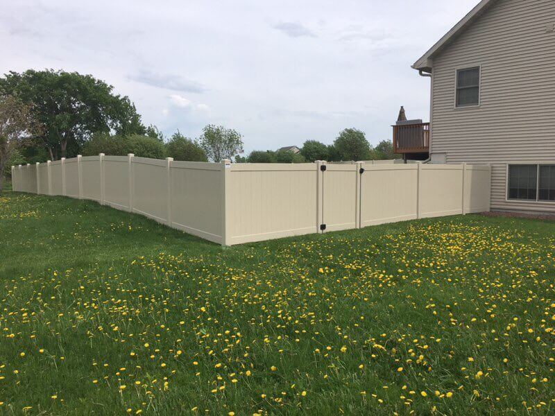 Is it privacy you are looking for? Affordable Privacy fencing in Weston, WI