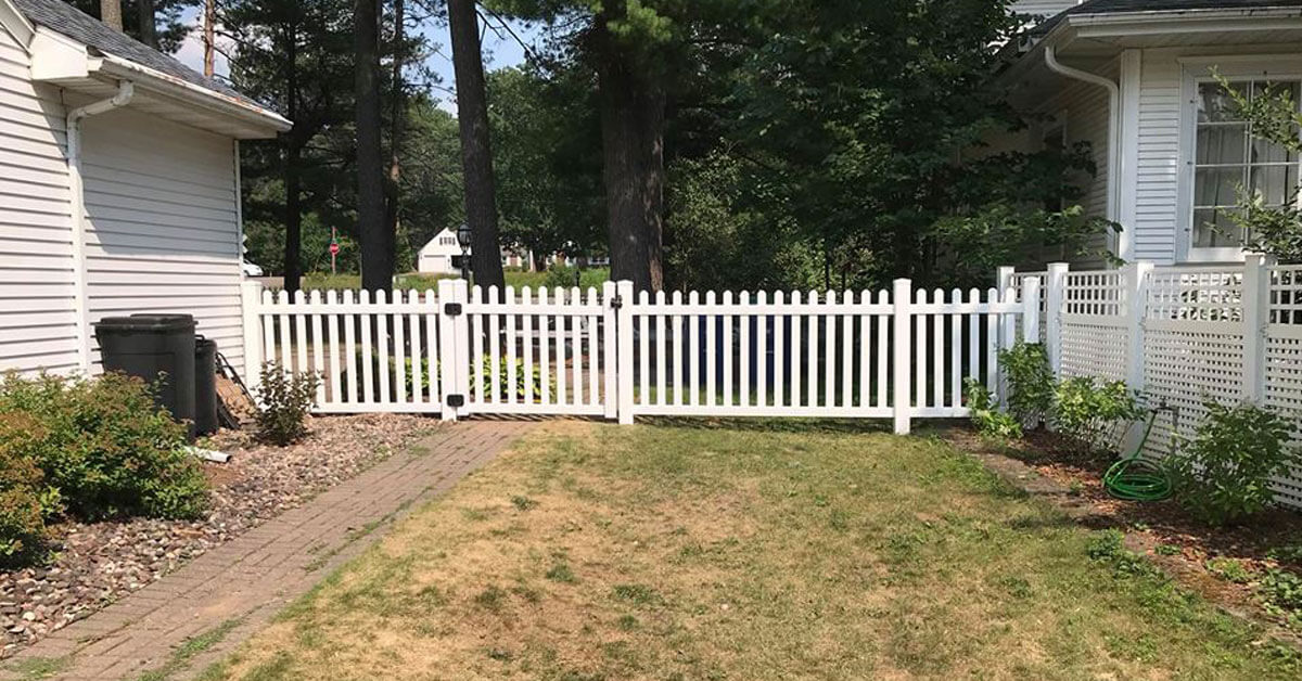 Is it privacy you are looking for? Affordable Fencing in Antigo, WI