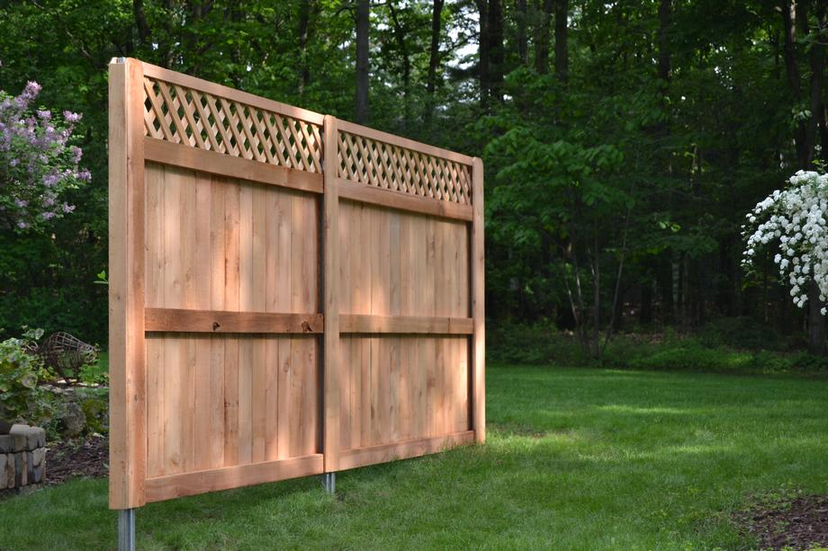 Stylish Custom fencing in Marshfield, WI