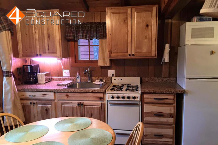 Kitchen Remodeling in Three Lakes, WI