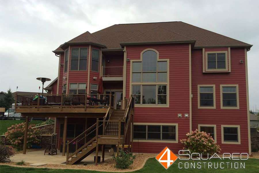 New Construction in Manitowish Waters, WI