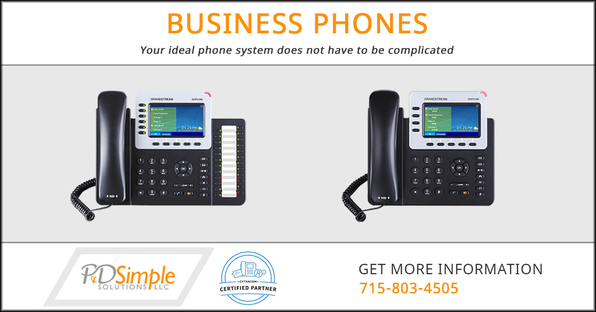 Executive phones in Eau Claire, WI