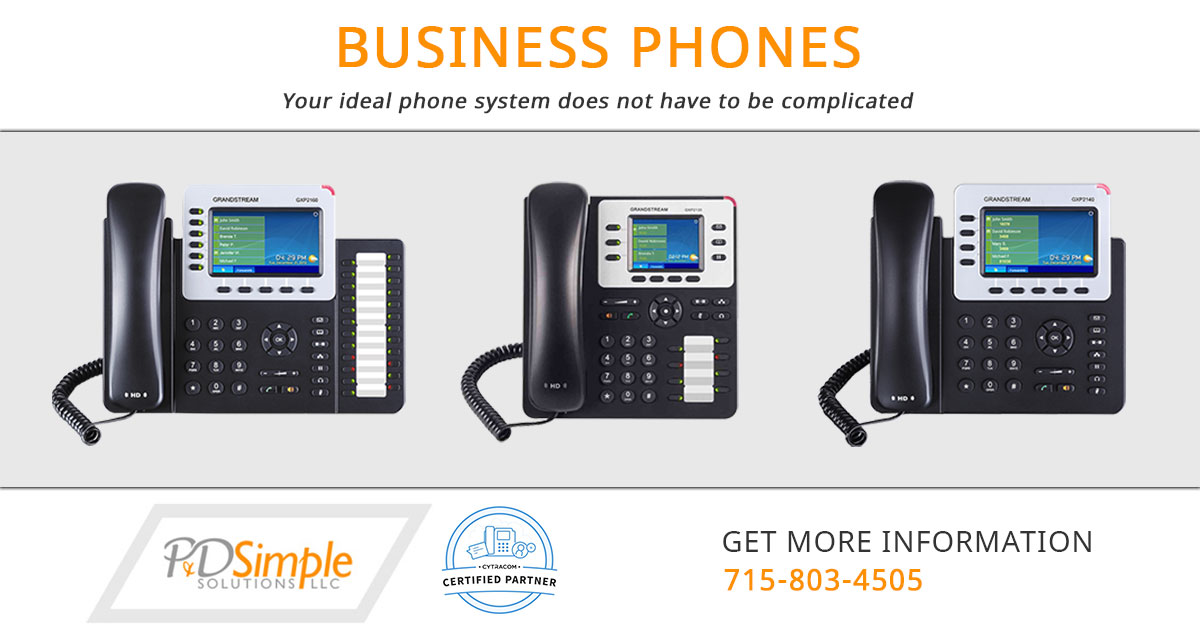 Business phones in Wausau, WI