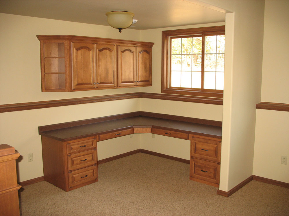 High Quality Custom built-in cabinets in Wausau, WI