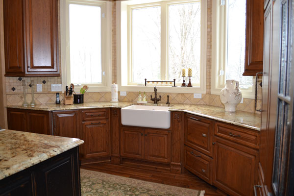 Look! Stylish Kitchen cabinets in Langlade County