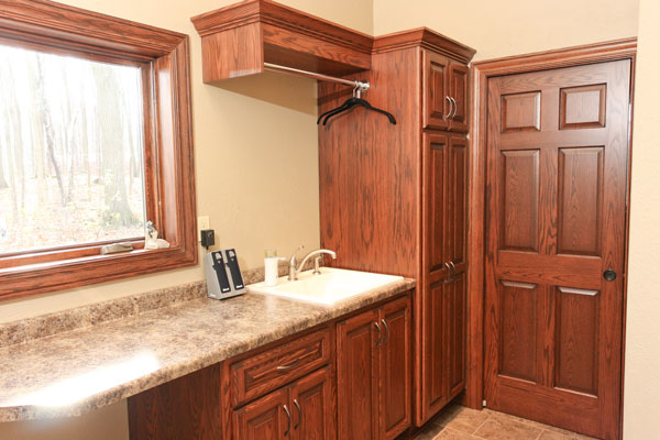 High Quality Custom built-in cabinets in Marshfield, WI