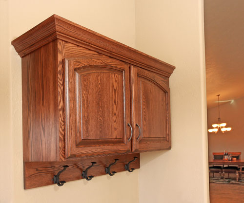 High Quality Custom built cabinets in Marathon County