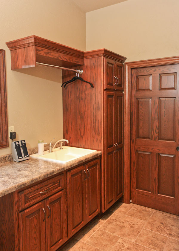 High Quality Custom-built cabinets in Langlade County