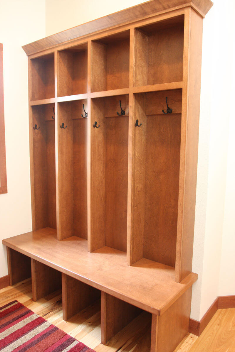 High Quality Custom built-in cabinets in Shawano County