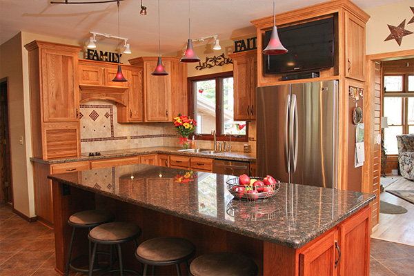 Look! Stylish Kitchen cabinetry in Waupaca, WI