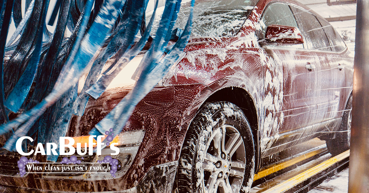 Full-Service Carwash in Weston, WI