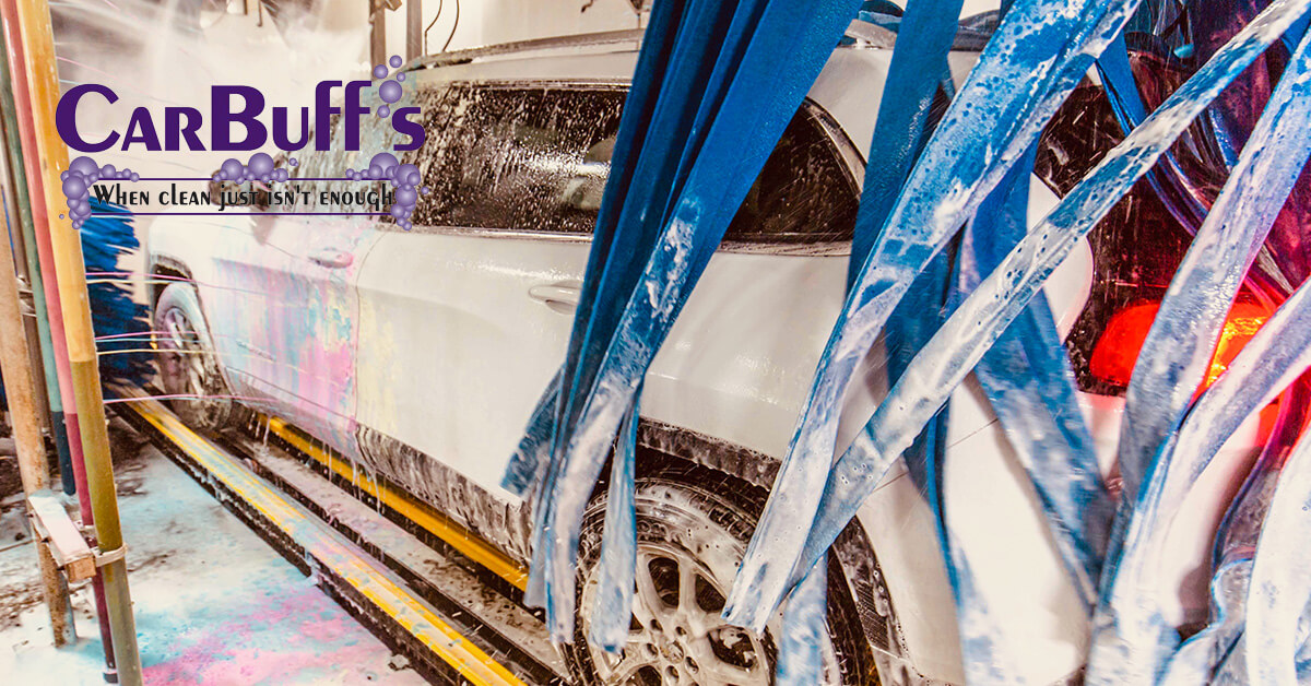 Full-Service Carwash in Schofield, WI