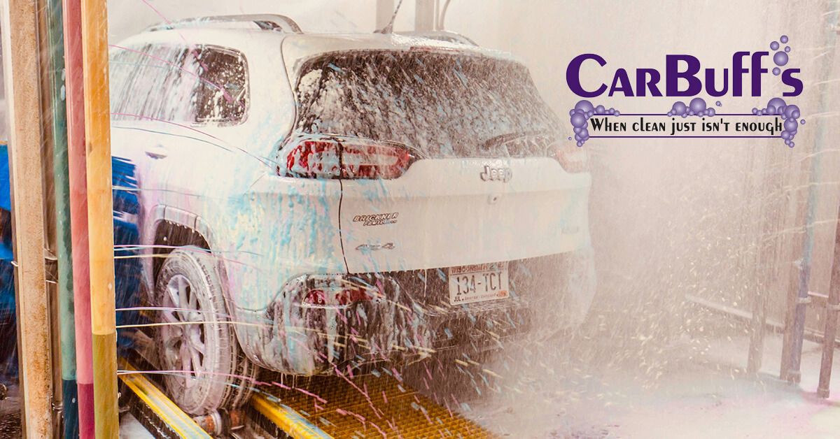 Full-Service Carwash in Rib Mountain, WI