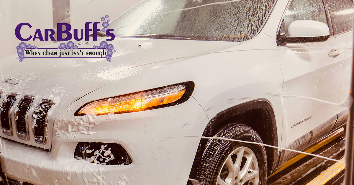 Full-Service Carwash in Rothschild, WI