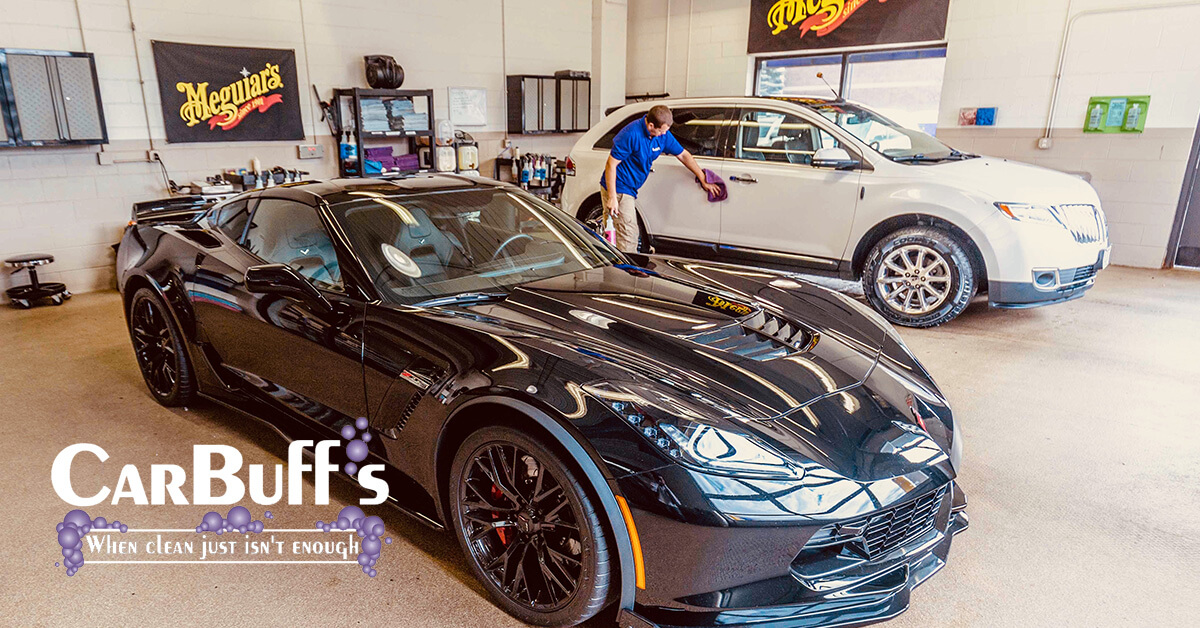 Professional Auto Detailing in Rib Mountain, WI
