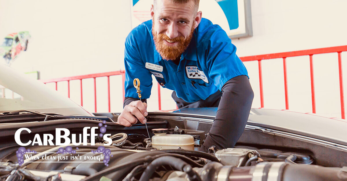 Mobil 1 Lube Express Synthetic Oil Changes in Schofield, WI