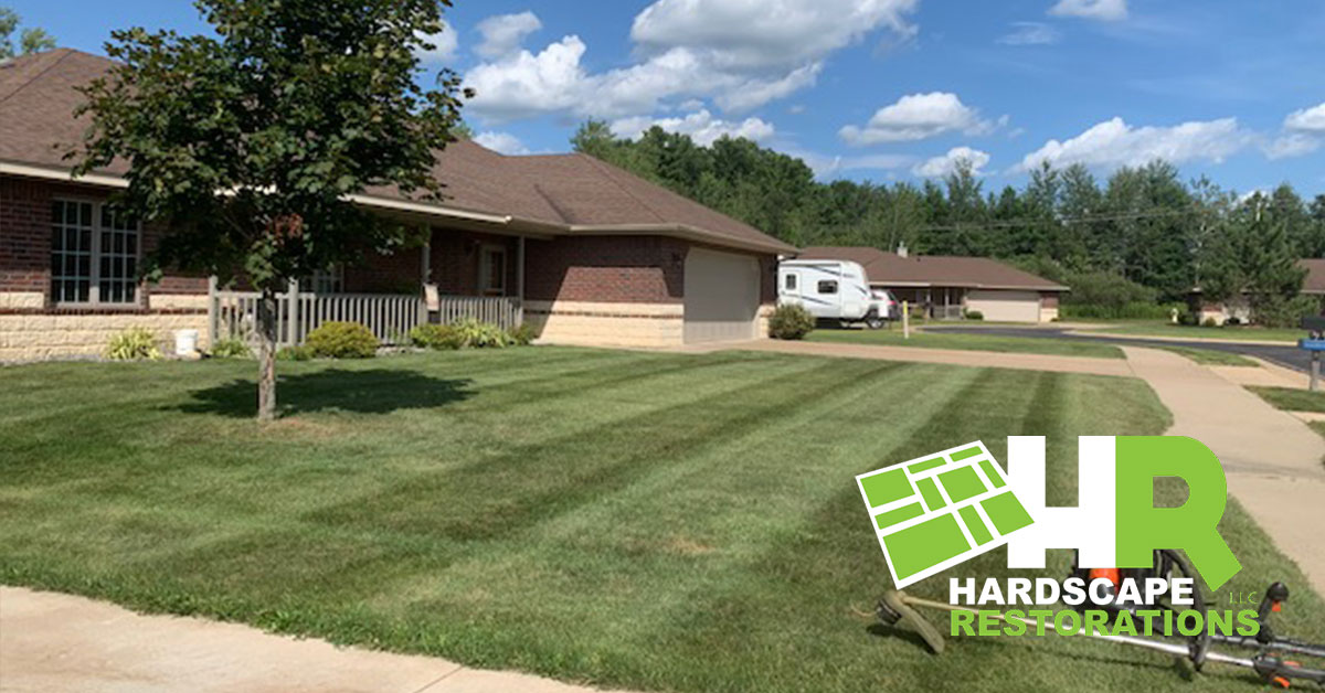 Lawn Care in Wisconsin Rapids, WI