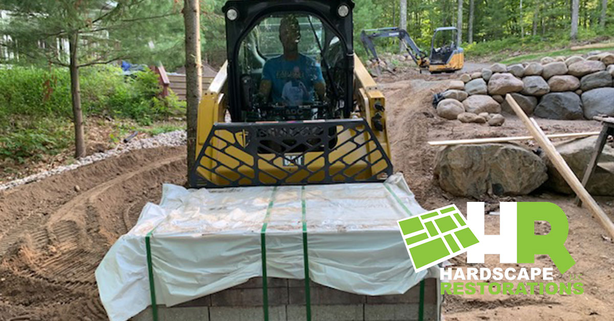 Landscaping in Tomahawk, WI