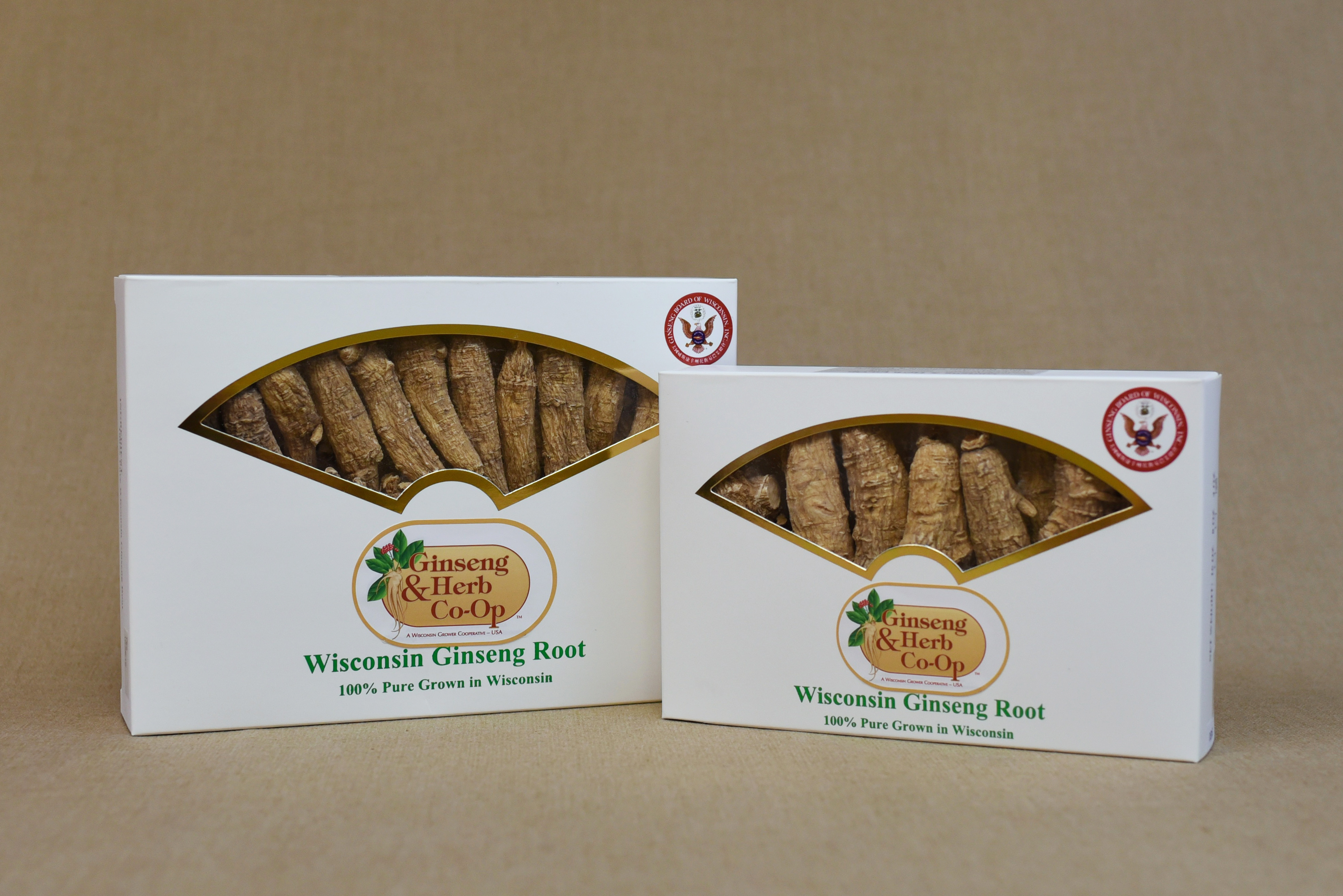 Buy Now! high quality Wisconsin Ginseng roots in Racine, WI