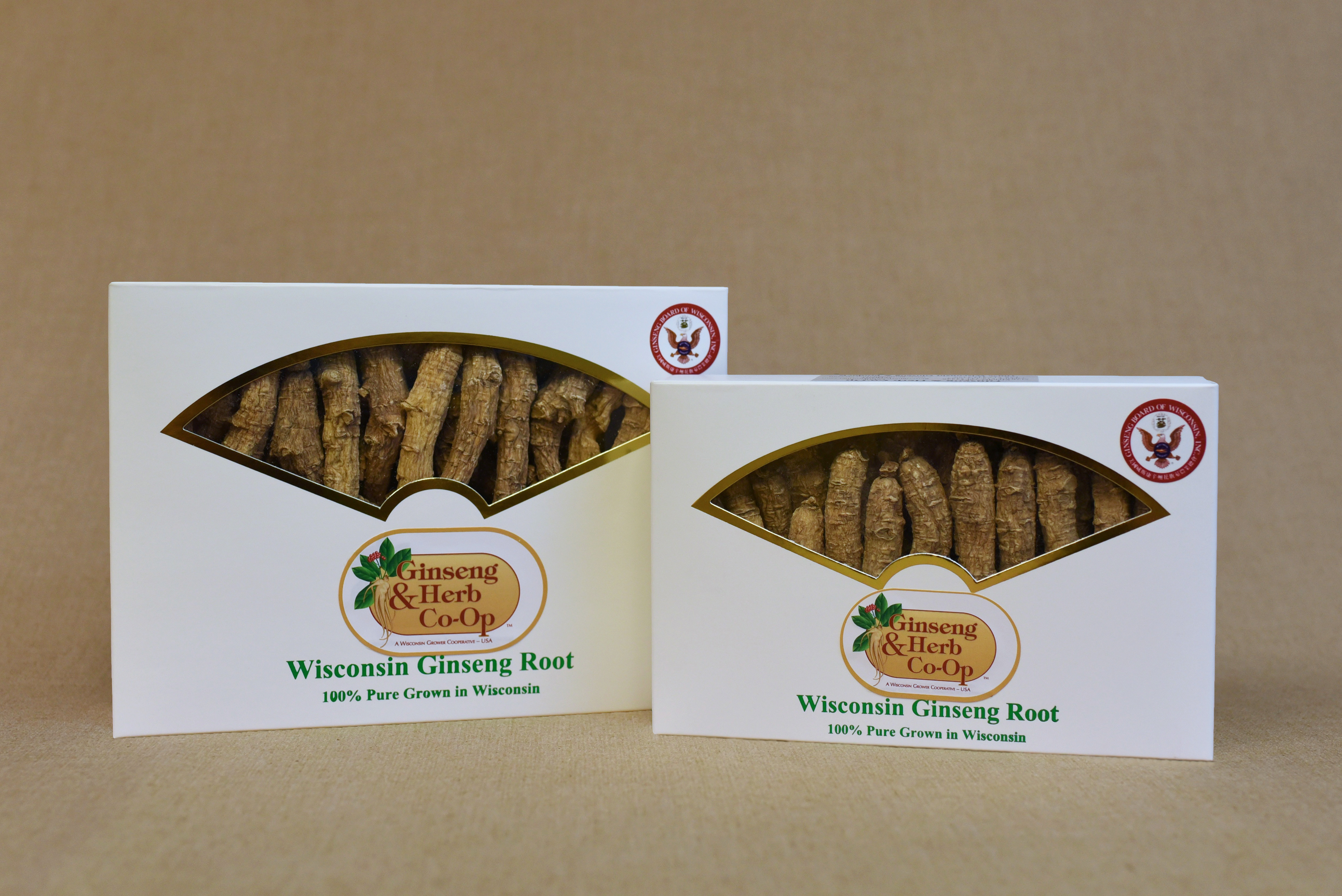 Buy Now! high quality Wisconsin Ginseng roots in Green Bay, WI