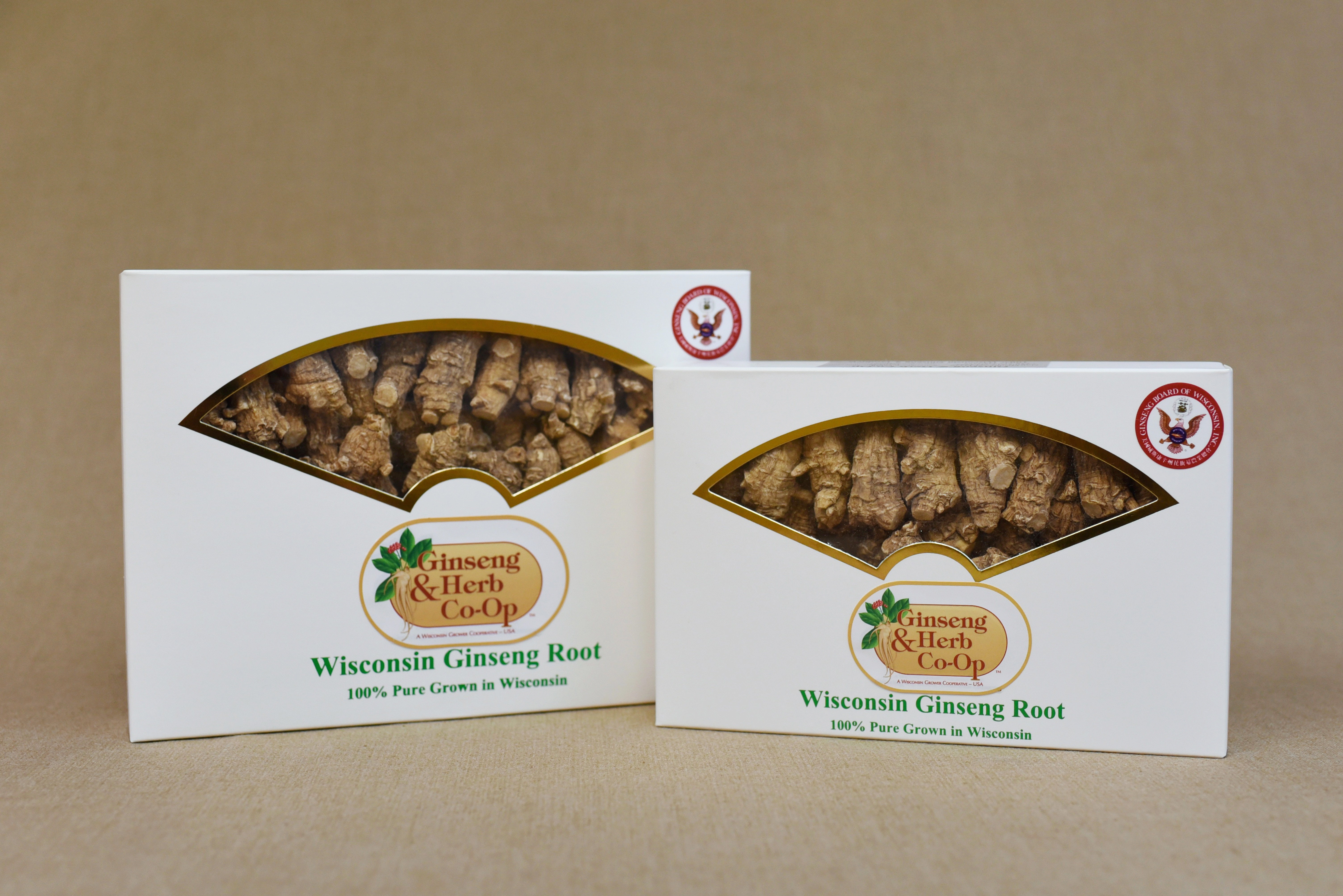 Buy Now! high quality Wisconsin Ginseng roots in Appleton, WI