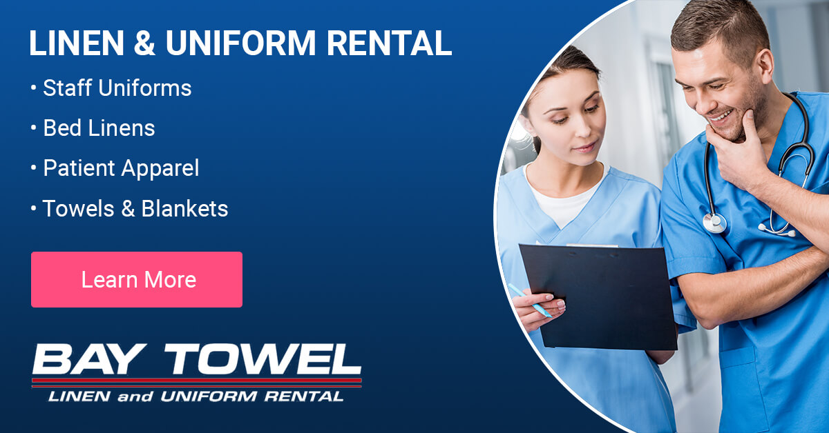 Hospital Linen Services in Brown County Wisconsin