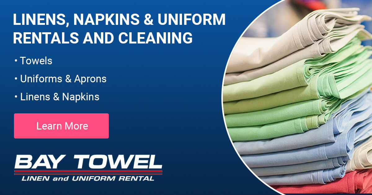 Food Industry Linen & Uniform Services in Sheboygan, WI