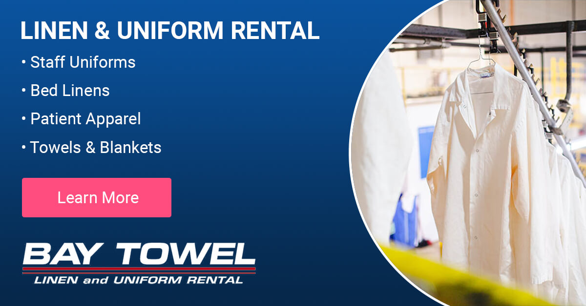Hospital Linen Services in Brown County, WI