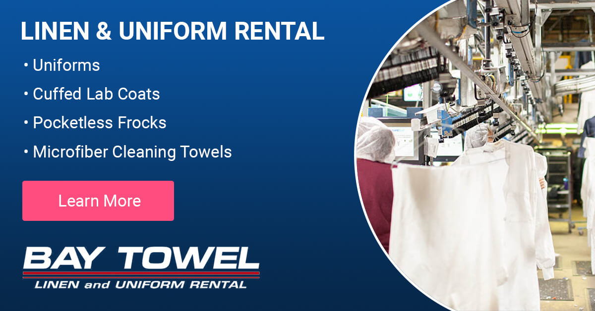 Pharmaceutical Garment Cleaning Services in the Milwaukee area
