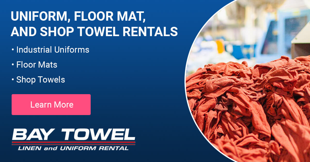 Automotive Uniform & Shop Cloth Cleaning Services in Milwaukee, WI