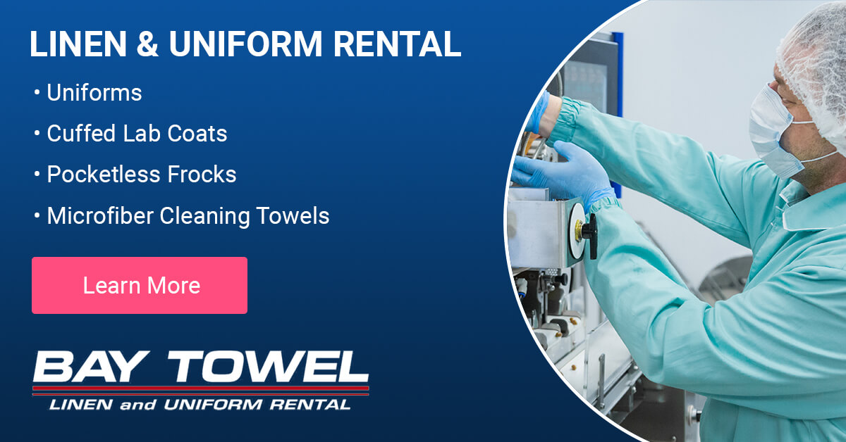 Pharmaceutical Garment Cleaning Services in Green Bay, WI