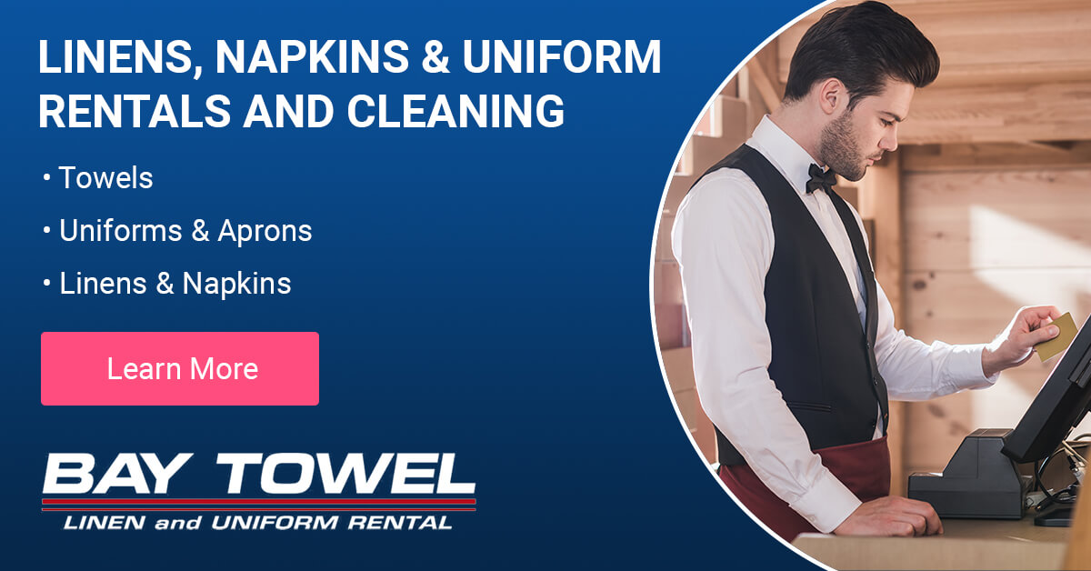 Food Industry Linen & Uniform Services in the Wausau area