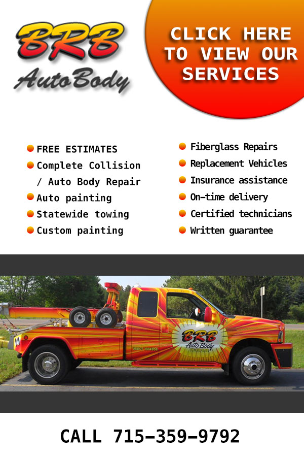 Top Rated! Professional Collision repair near Rothschild, WI