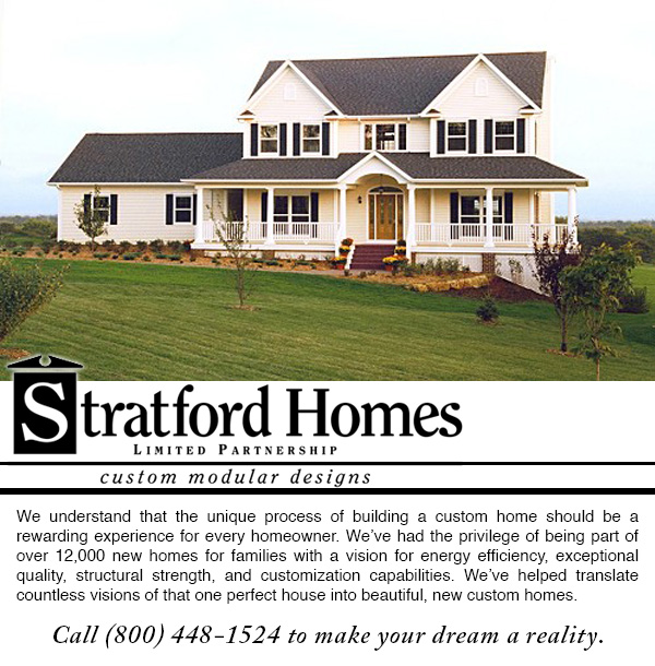 System Built Homes in Eau Claire, WI