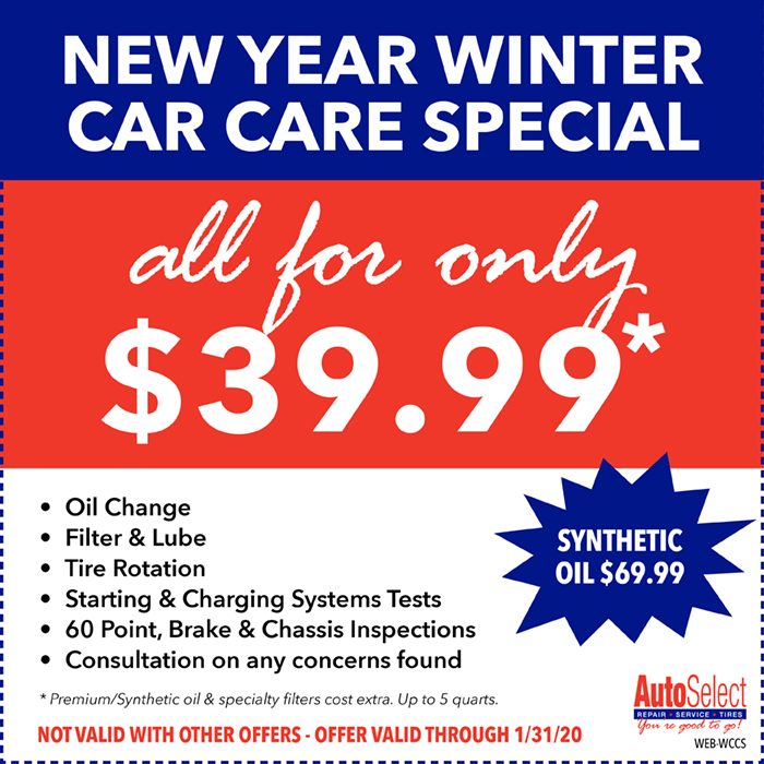 Save Now! Best Auto Repair Rebates, Specials, Coupons and Offers at an Auto Select near you!