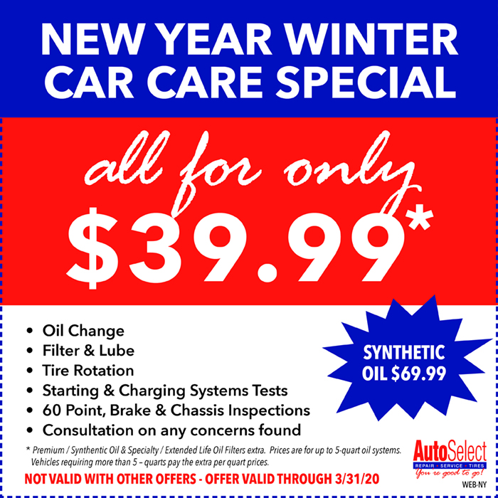 Don't wait! Best Auto Repair Rebates, Specials, Coupons and Offers at an Auto Select near you!