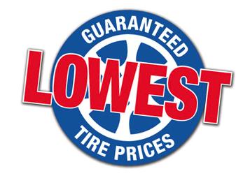 Guaranteed Lowest Price on Tires near Weston, WI