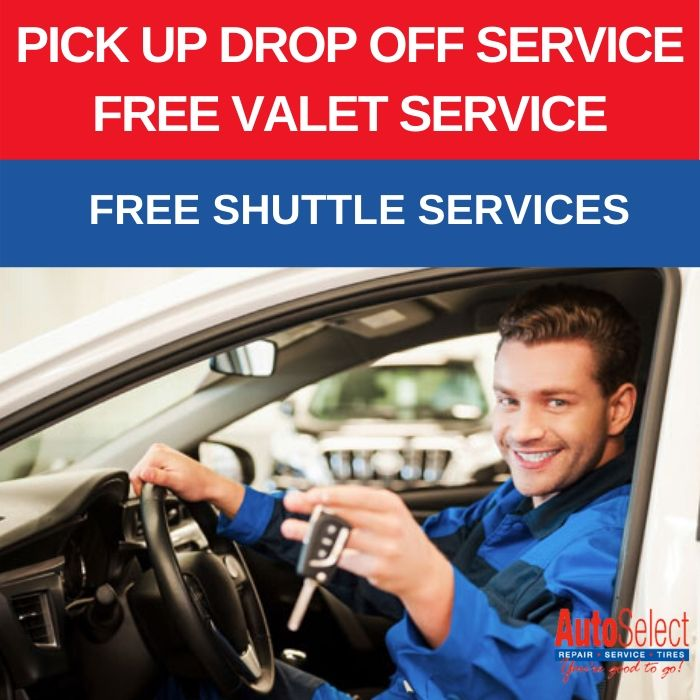 Special! Best Auto Repair Specials at all Auto Select Locations!