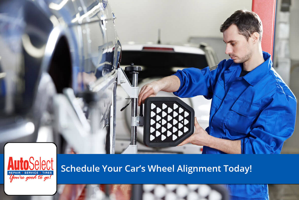 Tires Wearing Unevenly? You Might Need a Wheel Alignment?