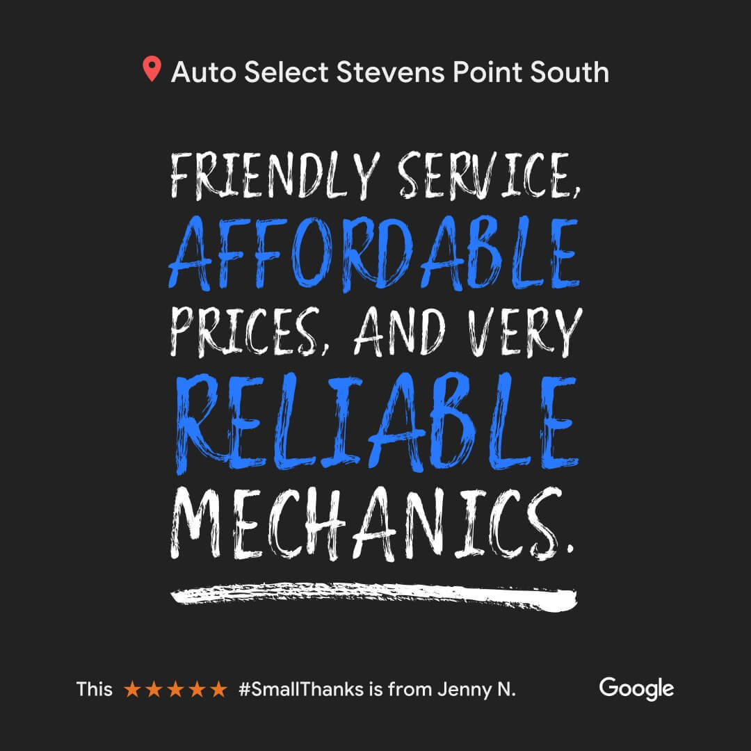 Auto Repair Shop Reviews in Stevens Point