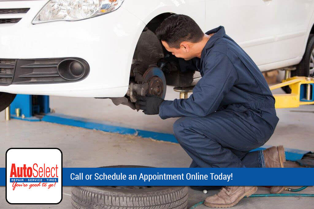 Free Brake Inspection! Professional Brake Light On? Free Brake Check near Schofield, WI